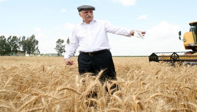 Bayraktar: Tarımda üreticideki fiyat artışı enflasyonun altında kaldı