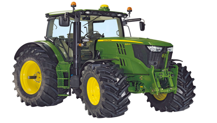 John Deere Traktör Modelleri