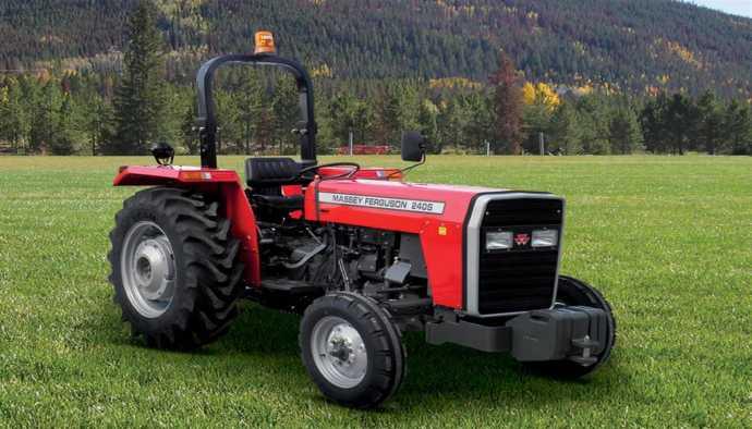 Massey Ferguson MF 240-240S Traktör Modeli