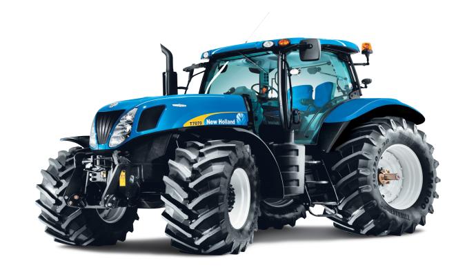 New Holland Traktör Modelleri