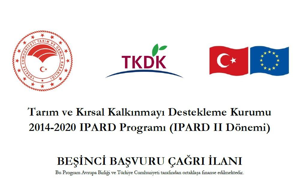 Tarım ve Kırsal Kalkınmayı Destekleme Kurumu 2014-2020 IPARD Programı (IPARD II Dönemi)