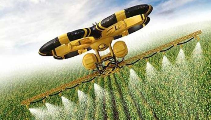 Tarımda insansız hava aracı dönemi