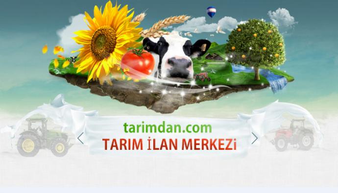 TARİMDAN.COM İLE TARIM PAZARINA YEŞİLLİK GELİYOR