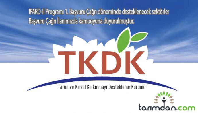 TKDK IPARD-II Programı Kamuoyuna Duyuru