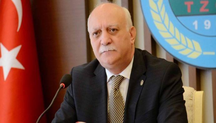 Türkiye Ziraat Odaları Birliği Genel Başkanı Bayraktar