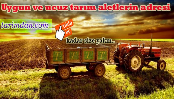 Uygun ve ucuz tarım aletlerin adresi