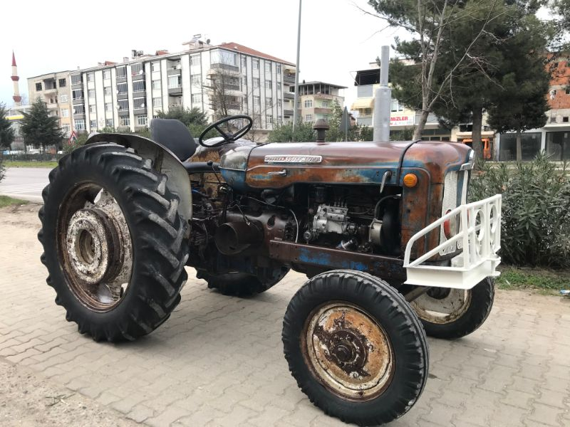 1964 MODEL FORDSON MAJOR KOMPLE ORJİNAL BOYA