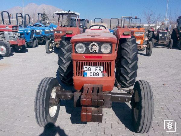 1994 MODEL FIAT 54C ORJİNAL BİR TRAKTÖR