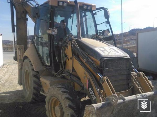 2007 CAT 432E (SON 2 HAFTA) 67.500TL