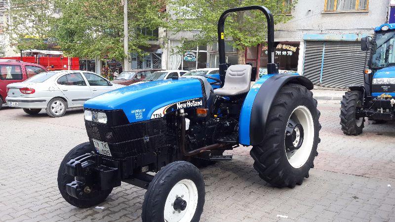 2008 MODEL NEW HOLLAND TT-50 1094 SAATTE SIFIRDAN FARKI FİYATI