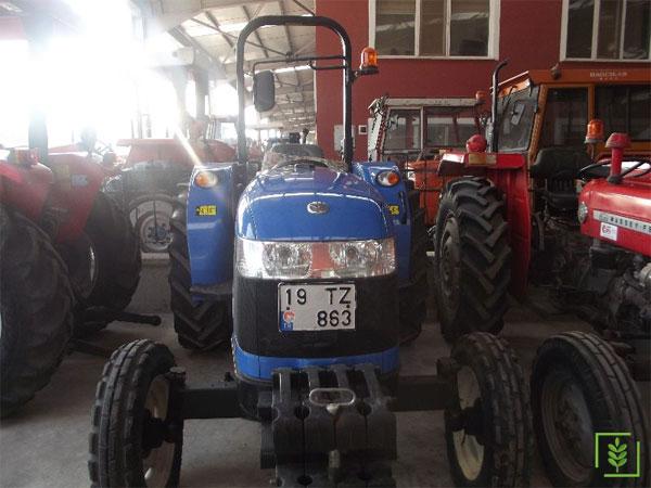2011 MODEL T 480