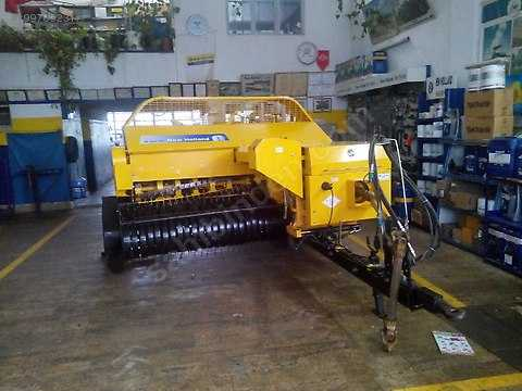 2009 NEW HOLLAND HAŞBAYLI BALYA MAKİNASI