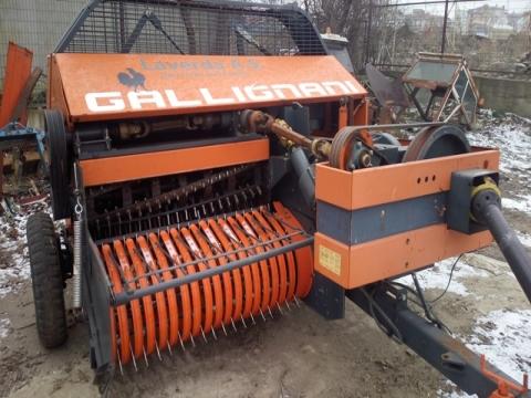 Can1 -- Galligani ve Uzel Balya Makinaları