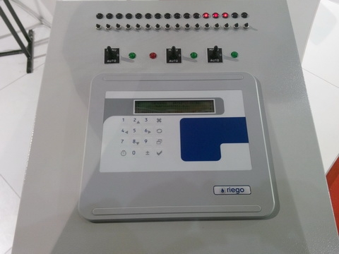 Nütricontrol Otomatik Sulama & Gübreleme Makinesi