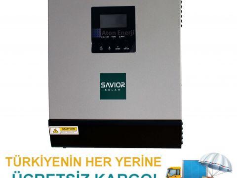 Savior Solar 1600W Tam Sinüs Akıllı İnverter