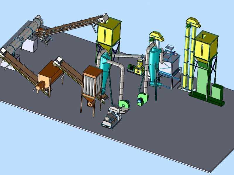 5 ton saatten 15 ton saat kapasiteli üre üretim tesisi