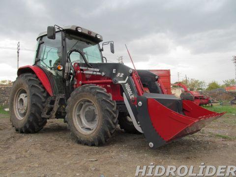 traktör kepçe imlatı HİDROLİDER