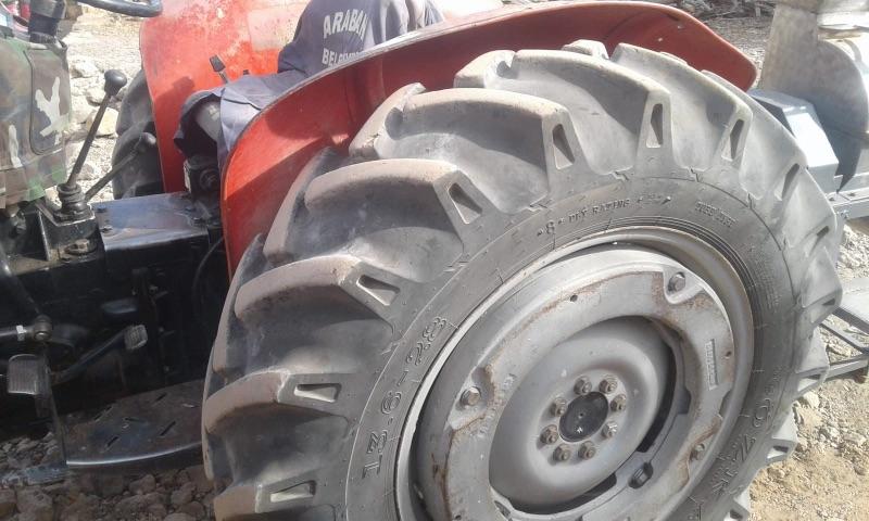 Acil mf 240 kara şanzumanlı traktör