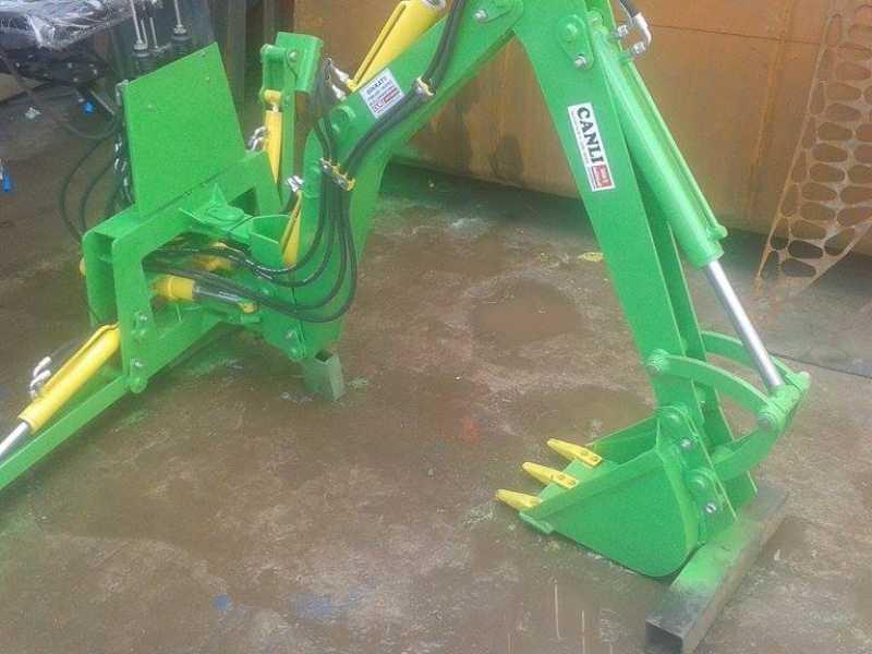 Bağ bahçe traktör ekipmanları imalatı CANLI