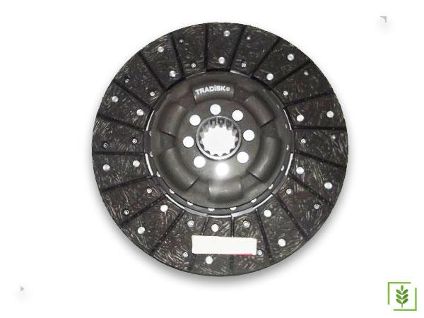 Fıat 540 Debriyaj Diski Göbek Yaylı Kapalı Kapak (6035) - (4247026)