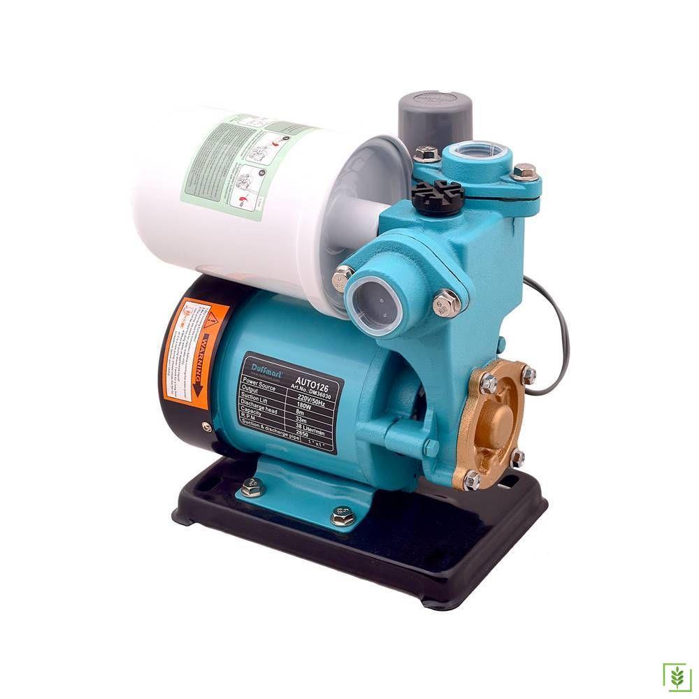 Duffmart Auto250 Otomatik Sıcak-Soğuk Su Hidroforu
