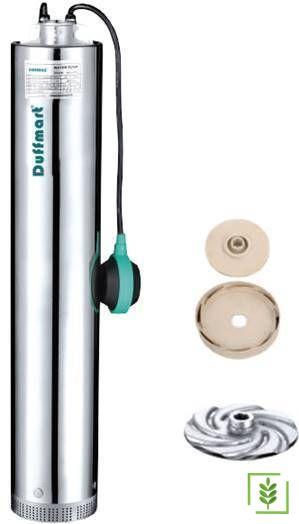 Duffmart DSM3/6 Keson Kuyu Kademeli Dalgıç Pompa