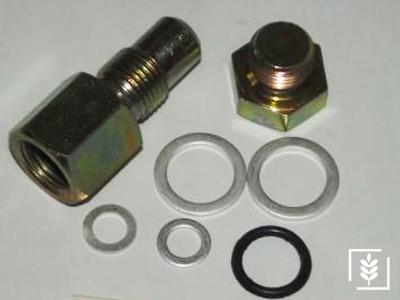 Fıat 450 480 640 Hidrolik Damper Kaldırma Çift Çıkış Rekoru Set (F4650) - (576233-A)