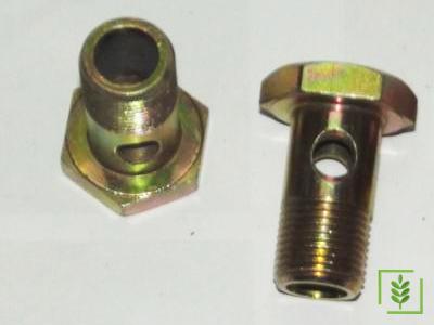 Fıat 80/66 Hidrolik Damper Boru Bağlantı Rekoru (F4611) (M.18) - (5100984)