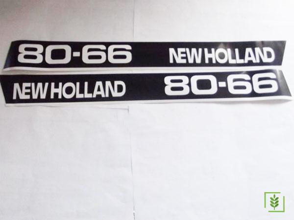 Fıat 80/66 Yan Yazı Takım (Newholland) - (5087775)