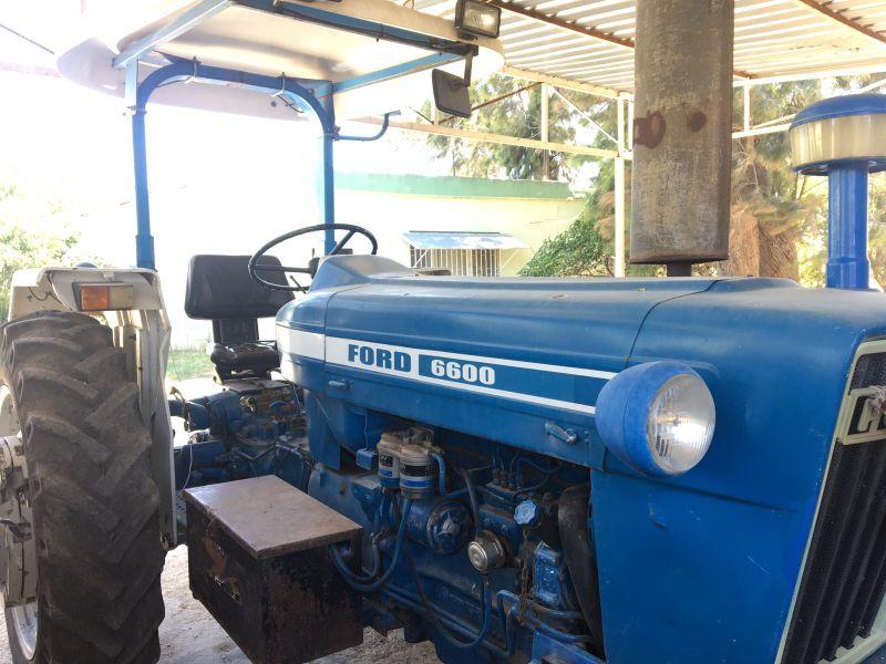 FORD 6600 BREZİLYA