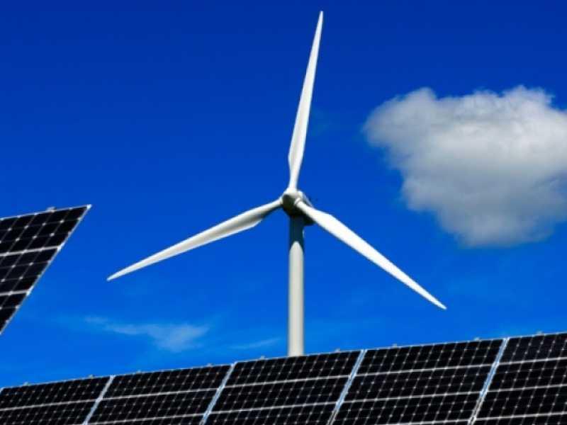 Güneş Rüzgar Elektrik Üretimi