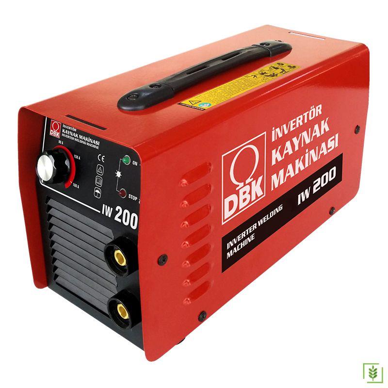 Dbk Iw 200 İnvertör Kaynak Makinası