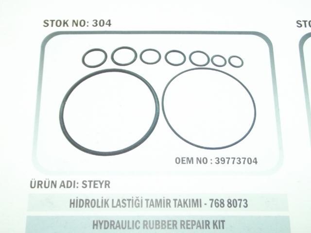 Steyr Hidrolik Lastik Tamir Takımı  (304) -  Steyr-8073 (39773704)