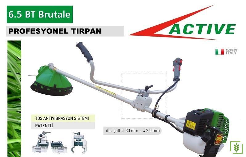 Active 6.5 L Brutale Motorlu Tırpan 4,5 Hp