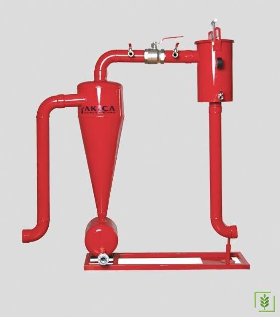 Akça Filtre Metal Filtreli Sistem 2