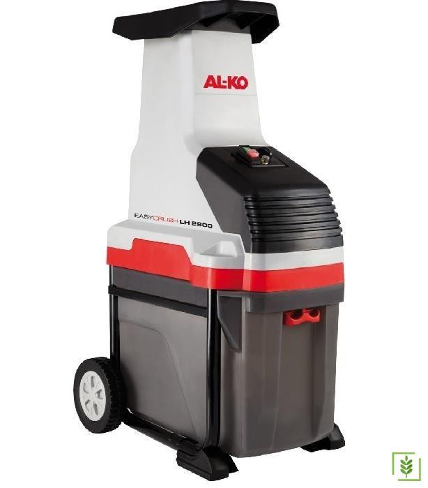AL-KO MH 2800 Elektrikli Dal Öğütücü