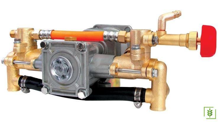 Baco Benzinli İlaçlama Motor Pompası