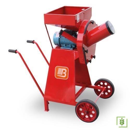 Bartech Elektrikli Yem Kırma Makinesi Tekerli 4 Hp