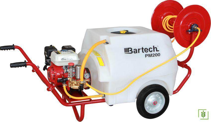 Bartech PM200 Benzinli İlaçlama Makinası