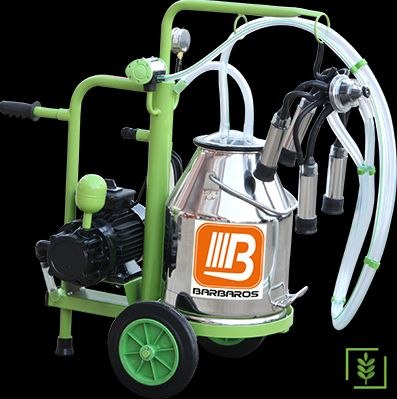 Bartech Yaprak Model İnek Sağım Makinesi