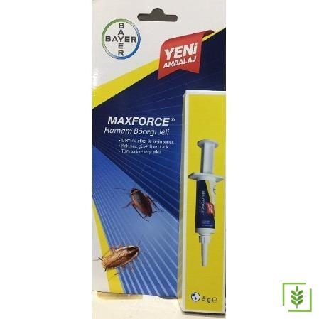 Bayer Maxforce Kokusuz Hamam Böceği Jeli 5 Gr