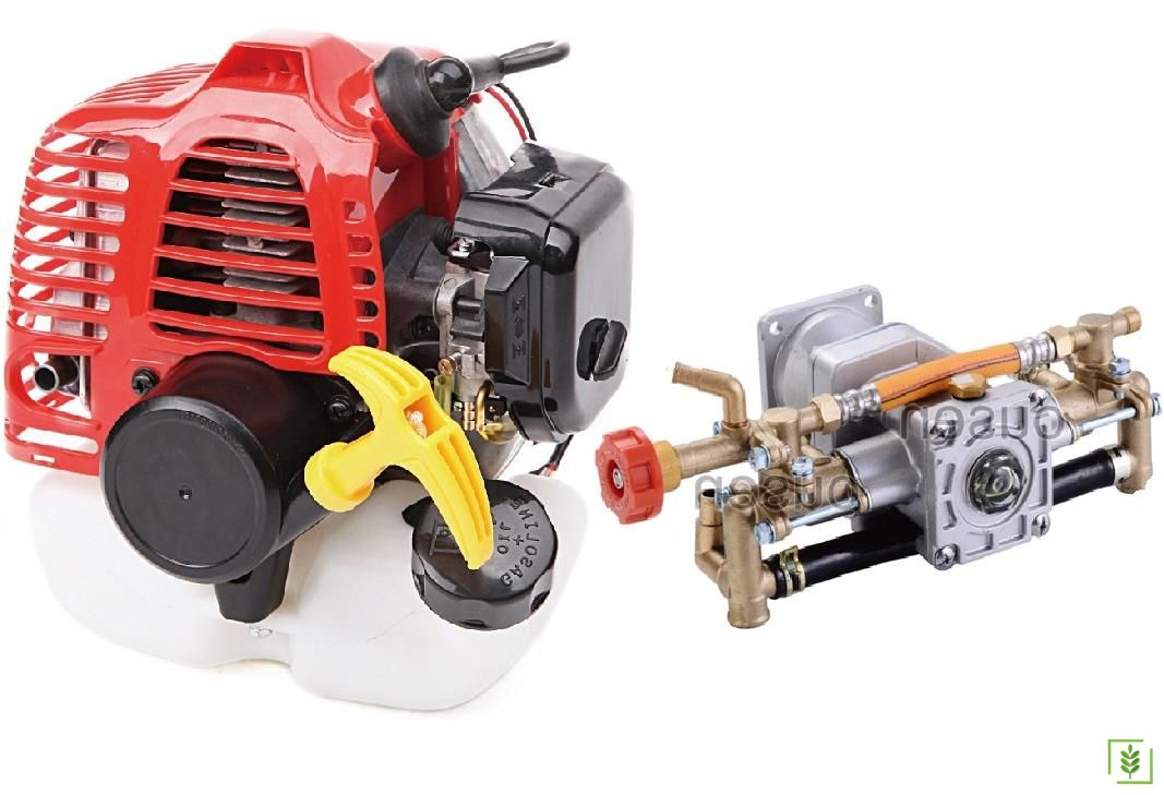 Benzinli Pülverizatör Motoru + Pompa