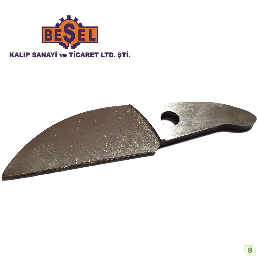 Beşel ZB-4 Örs Tipi Ayarlı Budama Makası Üst Bıçak