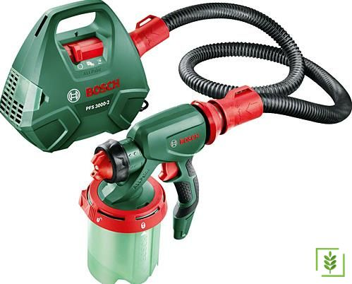 Bosch PFS 3000 All Paint Boya Tabancası 650 Watt