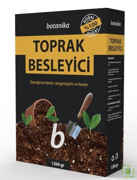 Botanika 5350 Toprak Besleyici - 1200 gr