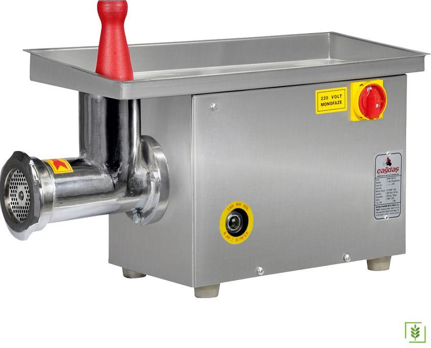 Çağdaş SPME 182121 Paslanmaz Et Kıyma Makinası 100 kg / saat