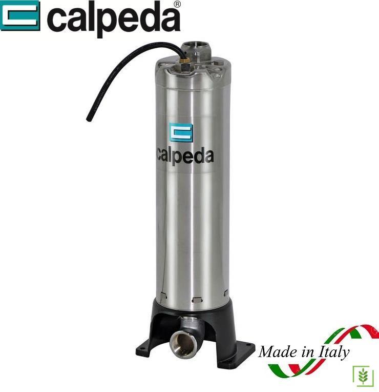 Calpeda  MXSUM 205 / A Dikey Kademeli Paslanmaz Çelik Pompa