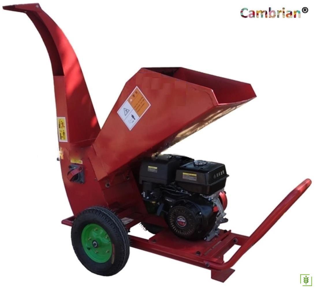 Cambrian CMB 7500  Benzinli Dal Öğütme Makinesi