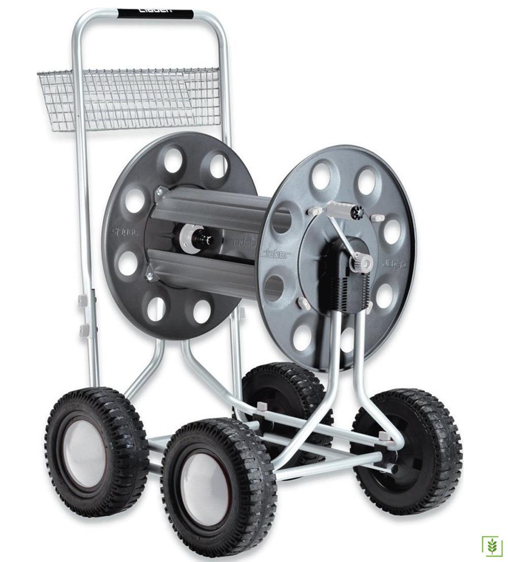 Claber 8900 Jumbo Tekerlekli Hortum Makarası