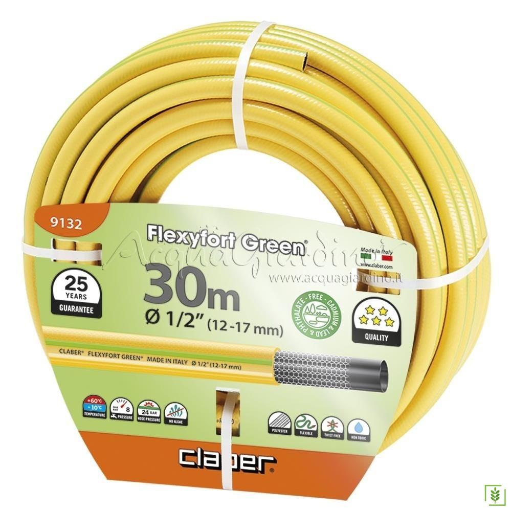 Claber 9132 Flexyfort Green Hortum 30 mt